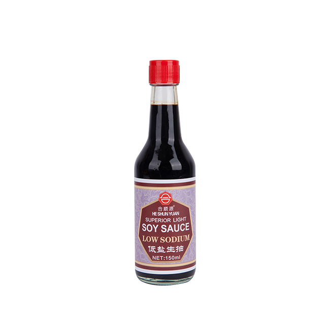 Low Sodium Superior Light Soy Sauce